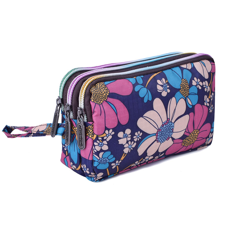 Klsyanyo Credit Wallet Purse Phone-Bag Zipper Clutch Fashion Cute Ladies Card-Holder