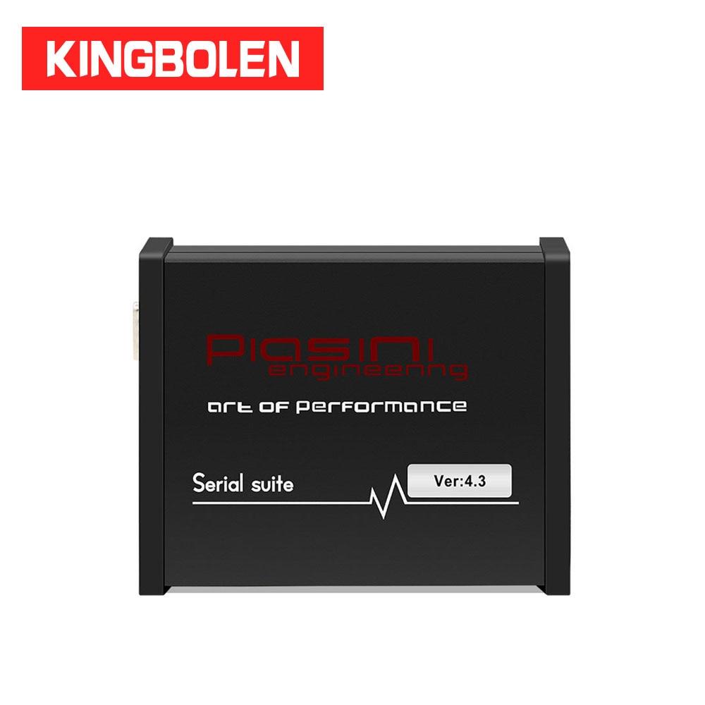 Piasini V4.3 Engineering Master Serial Suite ECU Programmer Activated (JTAG-BDM- K-line-L-line) OBD2 Diagnostic Tool