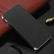 Wopow 8000 mAh Power Bank Ultra Thin protable Double USB powerbank Quick Charger External Battery For cellphone with LED Light