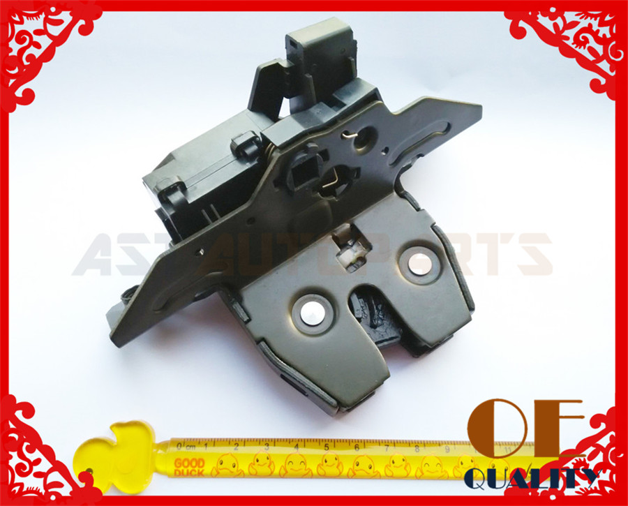 High Quality Trunk Lock Latch Tailgate Lock For Opel Vauxhall Astra GTC Zafira 13587646 13585478 13581023