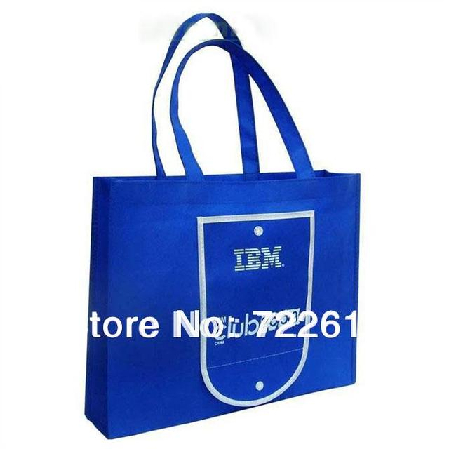 ea6b9c5ee127 hot sale custom foldable non woven bags carry easily reusable shopping bags  promotional bags