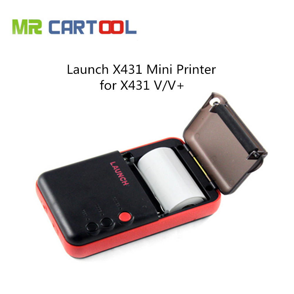 Top-Rated 100% Original Launch X431 Mini Printer for LAUNCH X431 PRo/V/V+ with WiFi Function DHL Free Shipping все цены