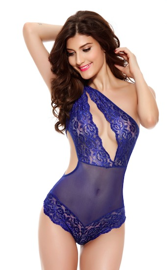 2eefd1db0 Women Sexy Black blue Transparent Lingerie mesh Mini Dress sexy lingerie  hot Underwear Babydoll