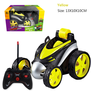 Image 5 - Stunt Dancing RC Car Tumbling Electric Controlled Mini Car Funny Rolling Rotating Wheel Vehicle Toys For Children Birthday Gifts