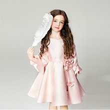 Evening Dress For Girls Party Dress Summer Wedding Dresses Summer Style Baby Girl Clothes Sundresses For Girls 3-12 Years Old