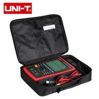UNI T UT620B DC низкое сопротивление тестер, четырехпроводной измерения хранения данных USB передачи пояс подсветка