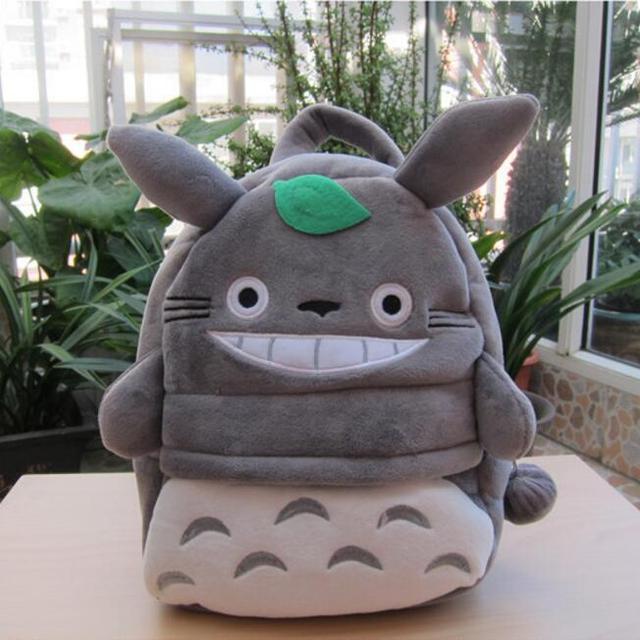 Totoro Backpacks School Bags For Teenagers Girls Kids