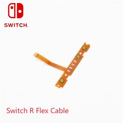 Гибкий кабель для кнопки NS Switch Joy con SR SL, гибкий кабель с левой и правой кнопками