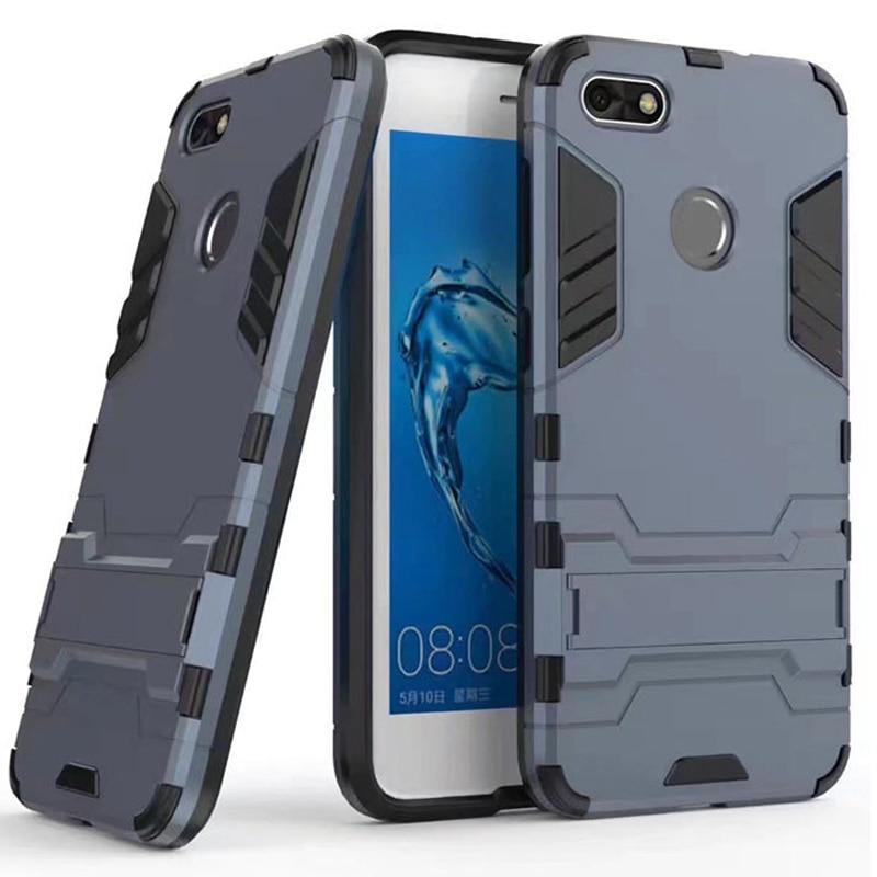 Cover Case for Huawei P9 Lite Mini Case Huawei Nova Lite 2017 Armor Rubber Bumper Shockproof Hard Shell Phone Case