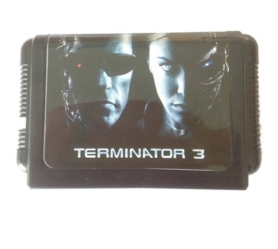 Terminator 3  - 16 bit MD Games Cartridge For MegaDrive Genesis console