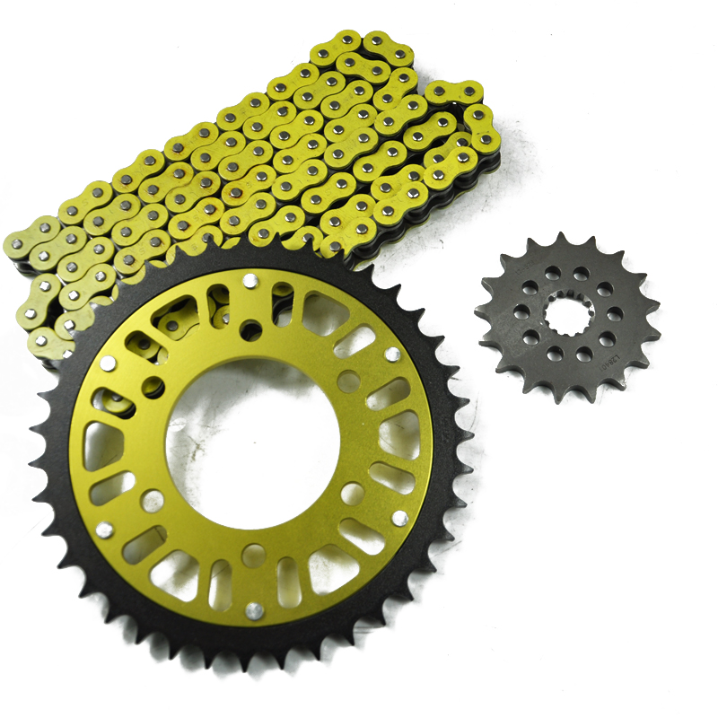Motorcycle 525 O-ring Chain Set Front & Rear Sprocket For kawasaki ZX7RR ZX 7RR 7 RR 1996 1997 1998 1999 куплю бмв 525 1998 на запчасти