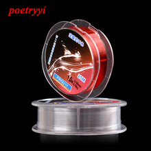 POETRYYI 25M nylon Main line/Sub-line fishing line Super strong Japanese raw pesca 30