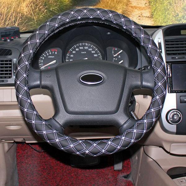 volante capa anti-derrapante peles de roda de
