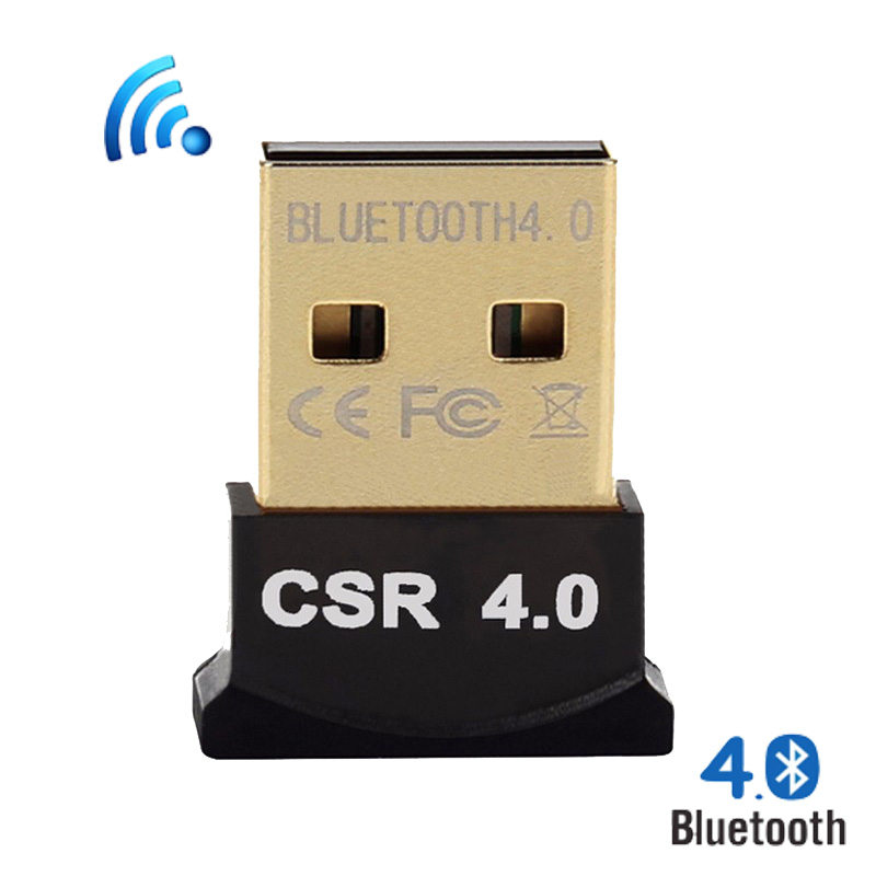Wireless USB Bluetooth Adapter V4.0 Bluetooth Dongle Music Sound Receiver Adaptador Bluetooth 3Mbps For Computer PC Laptop