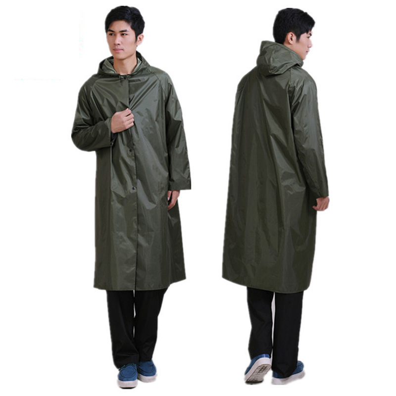Long Rain Jackets For Men | Jackets Review