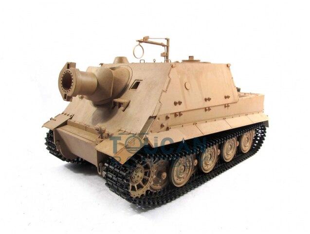 Mato 1/16 RC Metal Chassis Sturmtiger RTR Tank Infrared Barrel Recoil 6688 mato metal driver