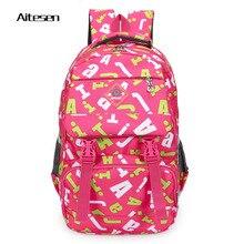 2016 марка женщины довольно печати холст моды рюкзак девушки дорожные сумки школьные рюкзак отдыха рюкзак mochila feminina мешок