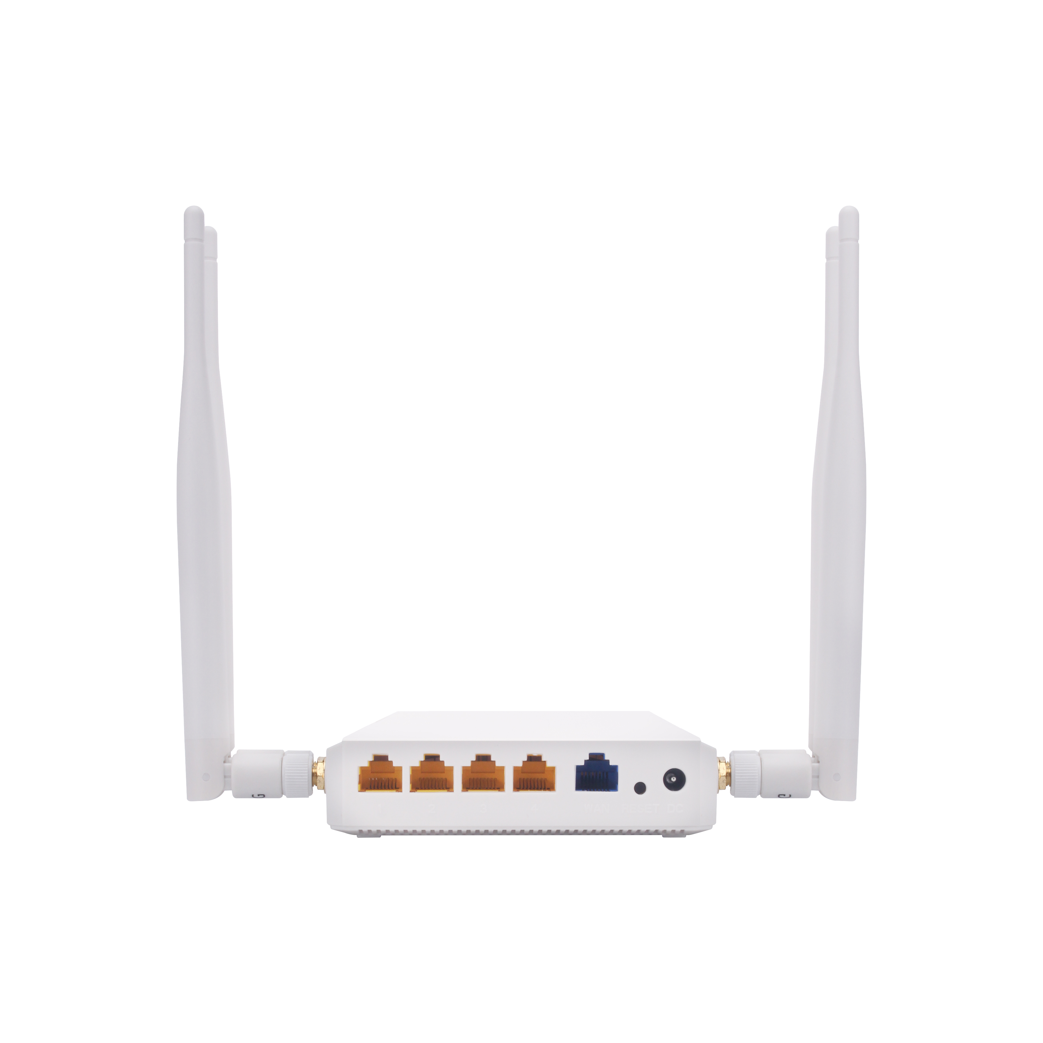 Image 3 - Kuwfi 3G/4G SIM Card Slot Wifi Router OpenWrt 300Mbps High Power Wireless Router Repeater with VPN Function and 4*5dBi Antenna-in Wireless Routers from Computer & Office