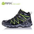 RAX Men's Jungle Boots Dessert Tactical Combat Boots Outdoor Hiking Shoes Army Military Boots EUR size 39-44 15-5B012