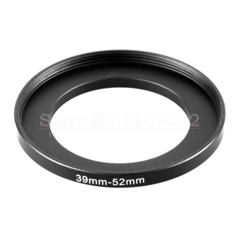 Wholesale 10pcs 39mm to 52mm 39-52 Lens Stepping Step Up Filter Ring Adapter