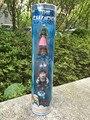 Jakks Pacific Movie Grab Ems 4pcs Pack Papa/Smurfette/Hackus/Clumsy Action Figures Cylinder New