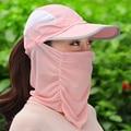Professional Summer Sun Hats Protection Cap Women Men Neck Face Sunscreen Flap Hat Fisherman Hat Sun Mask Cap