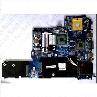 430180-001 For HP Pavilion dv8000 laptop motherboard 945PM LA-2481P DDR2 Free Shipping 100% test ok 574680 001 1gb system board fit hp pavilion dv7 3089nr dv7 3000 series notebook pc motherboard 100% working