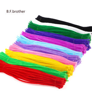 B.F.brother wholesale craft supplies crafts diy hobbies and crafts materials for diy pipe cleaner chenille stem pipe cleaners
