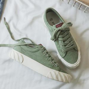 8555a7e06c5ff M.GENERAL Autumn Sneakers Women Canvas Shoes Casual Shoes