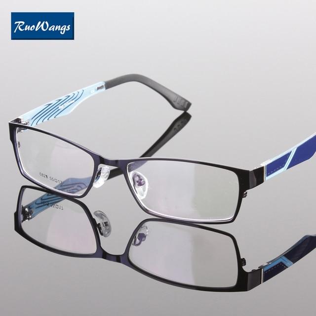 188cc5ca6a RuoWangs Eyeglasses frame spectacle frames eye glasses oculos de grau eyewear  glasses optical frame eyeglasses myopia glasses