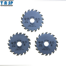 3 Pieces 54.8x11.1mm TCT Mini Circular Saw Blade for Wood Cutting good quality thin kerf 250 1 6 25 4 100t tct saw blade for thin wood timber cutting diyer home decoration using