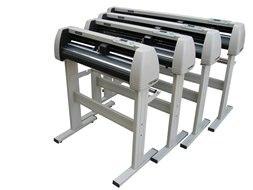 cutting plotter vinyl cutter / sticker cutter large format AUTOMATIC vinyl cutting plotter cutter  цены