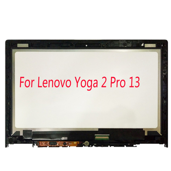 For Lenovo Ideapad Yoga 2 Pro 13 Touch Screen Digitizer LCD Display Assembly 3200*1800
