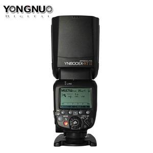 Image 5 - Originale YONGNUO YN600EX RT II 2.4g Wireless HSS 1/8000 s Maestro TTL Flash Speedlite per la Macchina Fotografica Canon come 600EX RT YN600EX RT II
