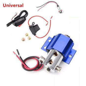 Roll Control Pemegang + Switch Kit Biru Garis Depan Kunci Tipe Heavy Duty Brake Lock Memastikan Keandalan