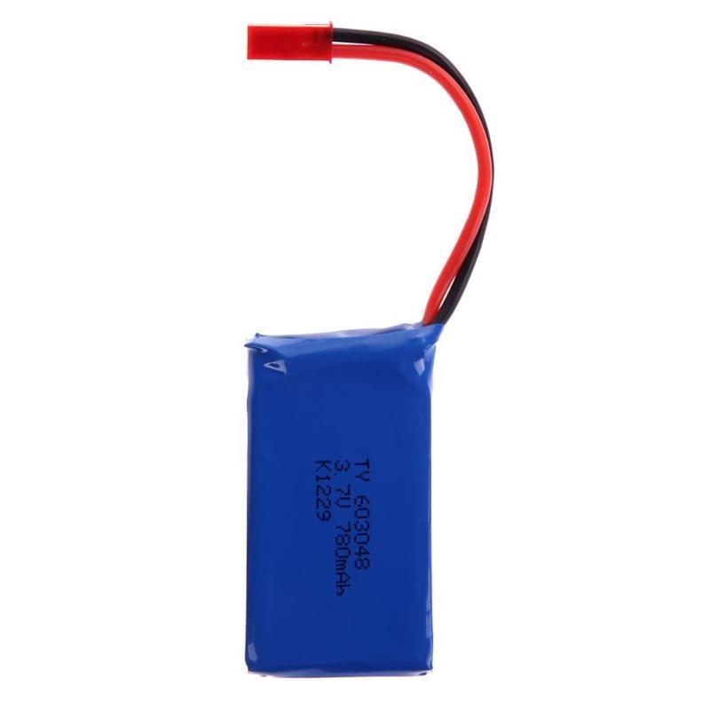 ALLOET New 780mAh 3.7V 780mAh Battery For WLtoys V686 V686G V686K V686J RC Quadcopter Camera Battery Accessories