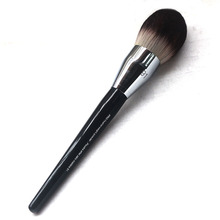 1pcs Brand New Long Hand Super Soft Big Flawless Head Poudre Effet Zero Matiere No.91 Pro Feather Weight Powder Brushes