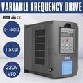 2HP 1.5KW 220В/250В Горячая продажа воздушные компрессоры Переменная Частота Привод Инвертор VFD