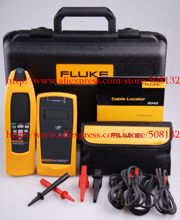 Fluke Cable Locator : Express shipping new fluke cable locator general
