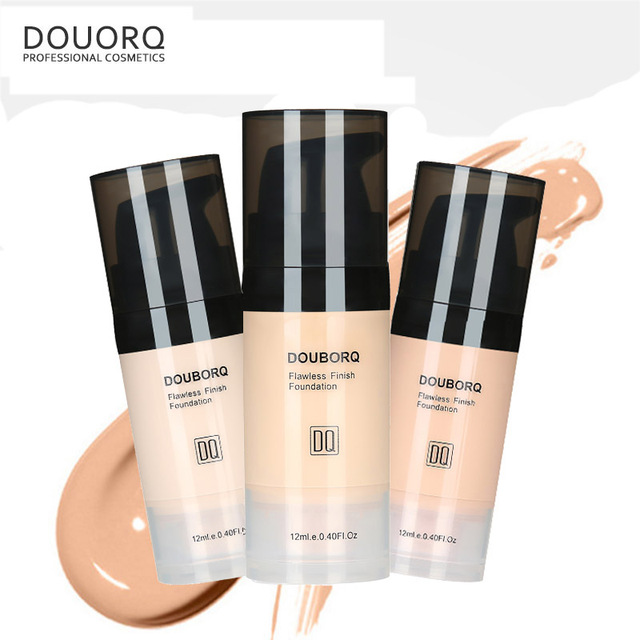 Foundation Base Makeup Professional Face Matte Finish Liquid Make Up Concealer Cream Waterproof Brand Natural Cosmetic 1