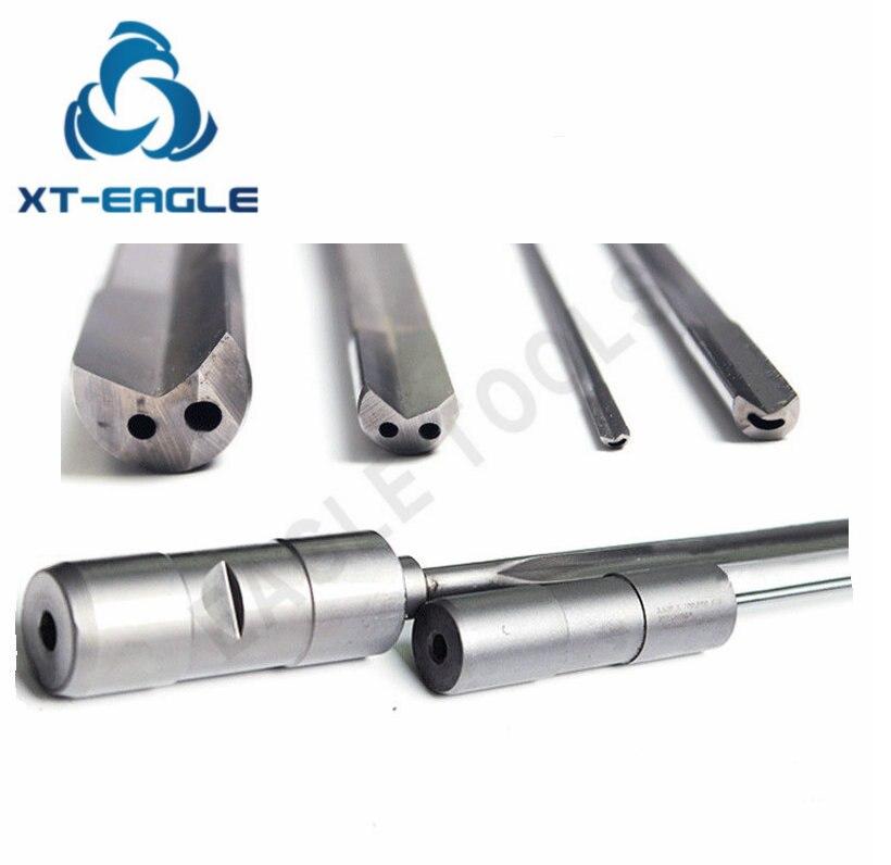 Dia 6 5 1100 Length Carbide Tip Gun Drill for Deep Hole Drilling Bit