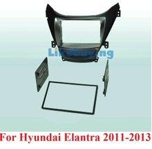 For 177 99 6mm Size Car Frame Dash Kit Car Fascias for Hyundai Elantra 2011 2012