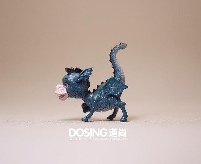 Play house doll shrek donkey Lovely cartoon version Miniature Model Figure Garage Kit GK Cashapon Nendoroid