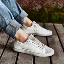 Fashion Men Skate Sneakers Superstar Shoes Lace-Up Outdoor Sport Shoes Masculina Casual Shoes Men Zapatillas Deportivas Hombre