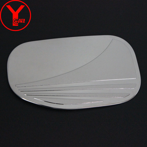 2016-2018 tank cover For Ford Everest Endeavour 2016 2017 ABS chrome car parts auto accessories Fuel sticker Gas Cover YCSUNZ Lahore