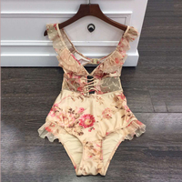 Fashion Bodysuits for Women 2019 new Sexy Jumpsuits for lady Summer Party Women Swimsuit