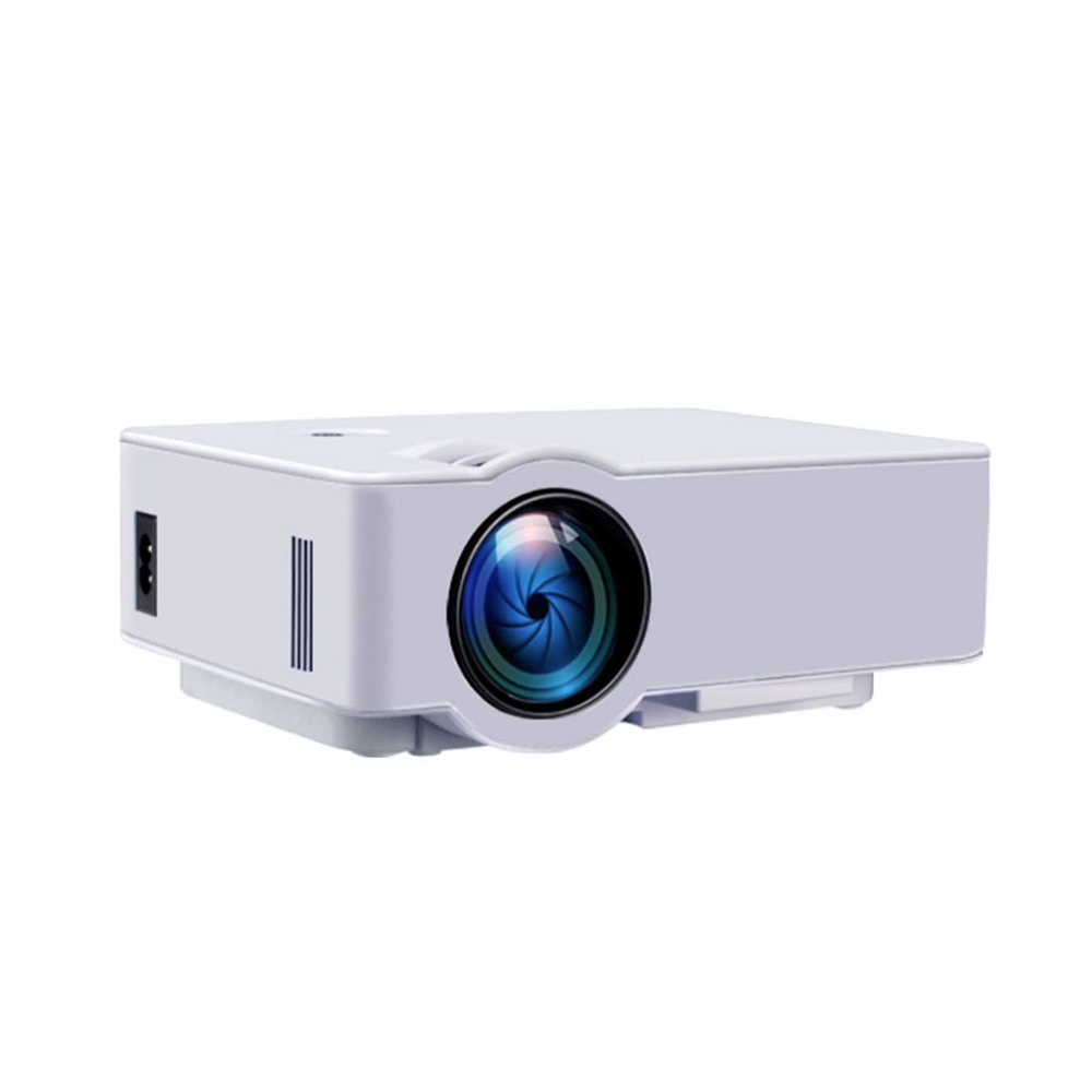 E08s Multimedia Cinema LED HD Technology Projector LCD Support Phone AV/USB/HDMI/TF/AUDIO Home Theater Video In stock!