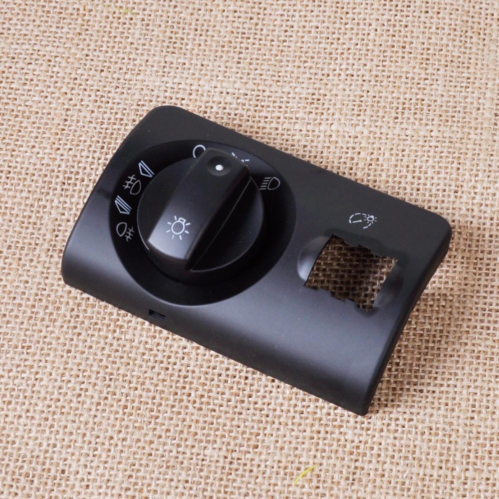 DWCX Διακόπτης ελέγχου φώτων ομίχλης Επισκευή κάλυψης 4B1941531E για AUDI A6 Quattro C5 RS6 S6 2003 2004 2005 4B1 941 531E 5PR