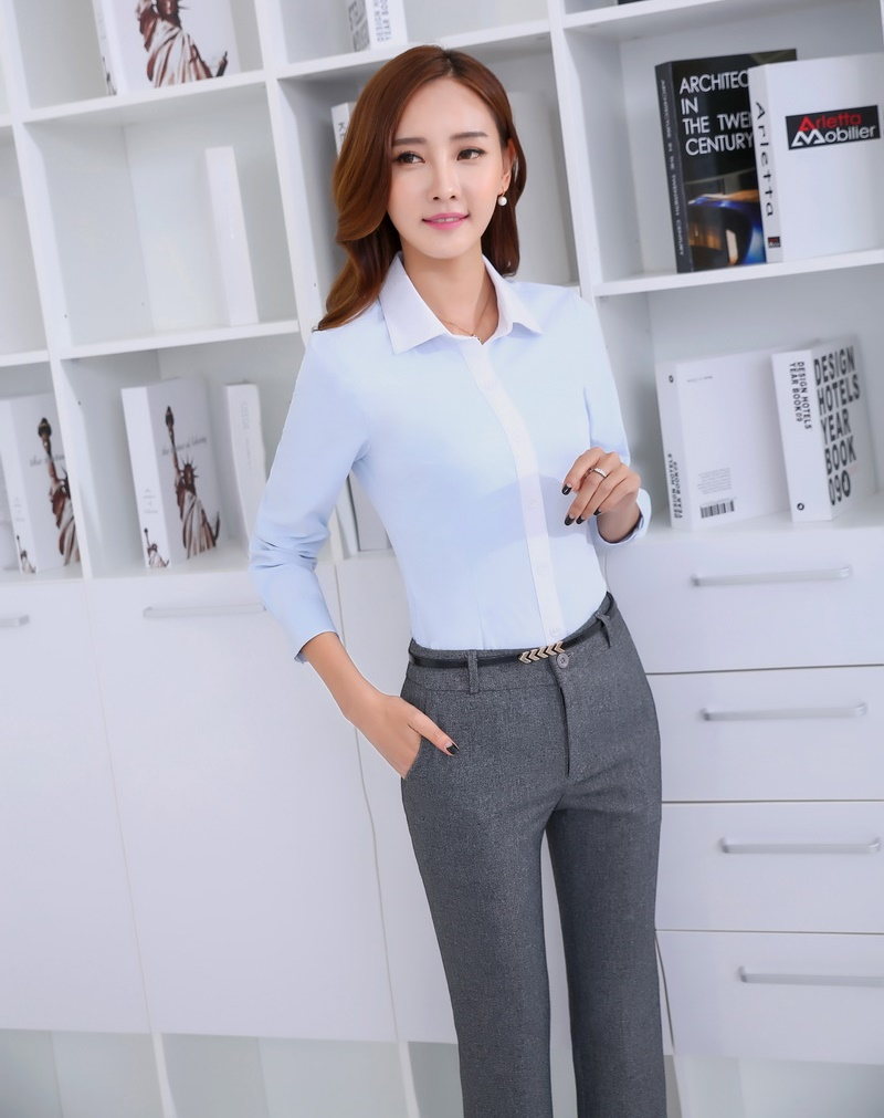Formal Pantsuits Womens Business Suits with Pant and ...
