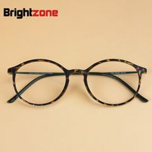 2019 Fashion Japan Retro Round Tungsten Glasses Carbon Steel Frames Women Vintage Nerd Reading Glasses Optical Myopia Eyewear(China)